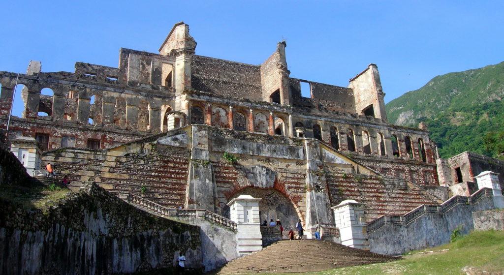 sans-souci palace haiti