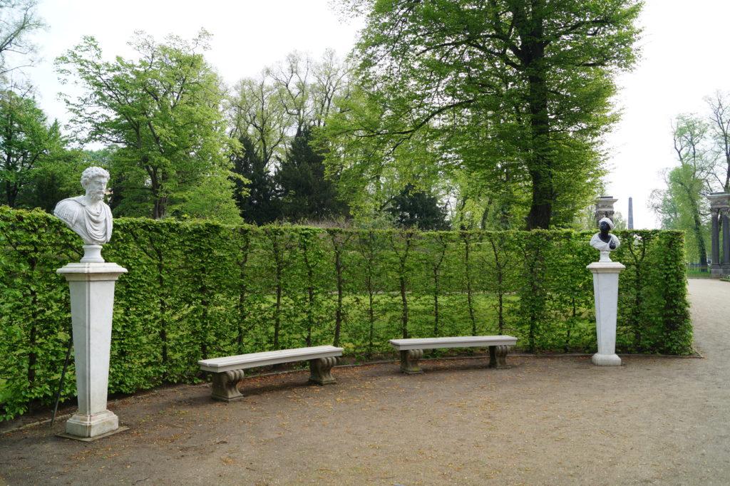 M-Rondell Park Sanssouci