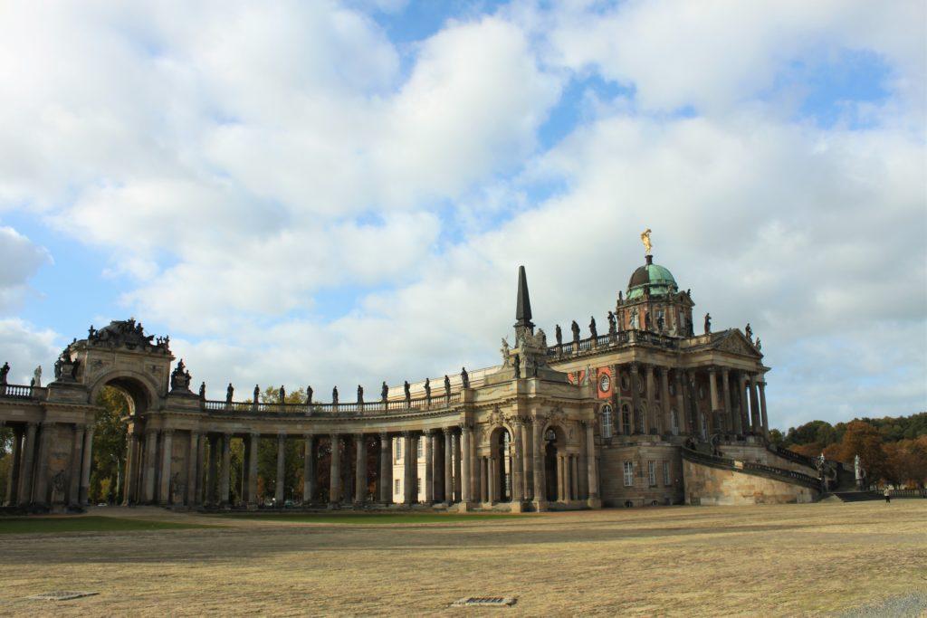 Triumphbogen am Neuen Palais