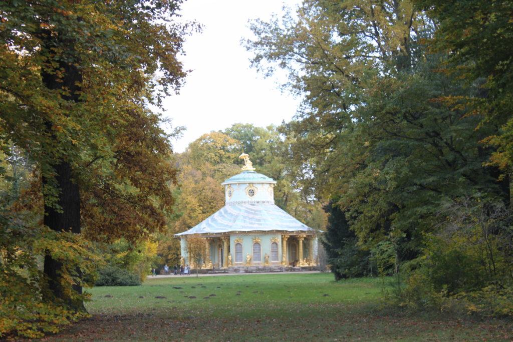 Das chinesische Haus in Potsdam